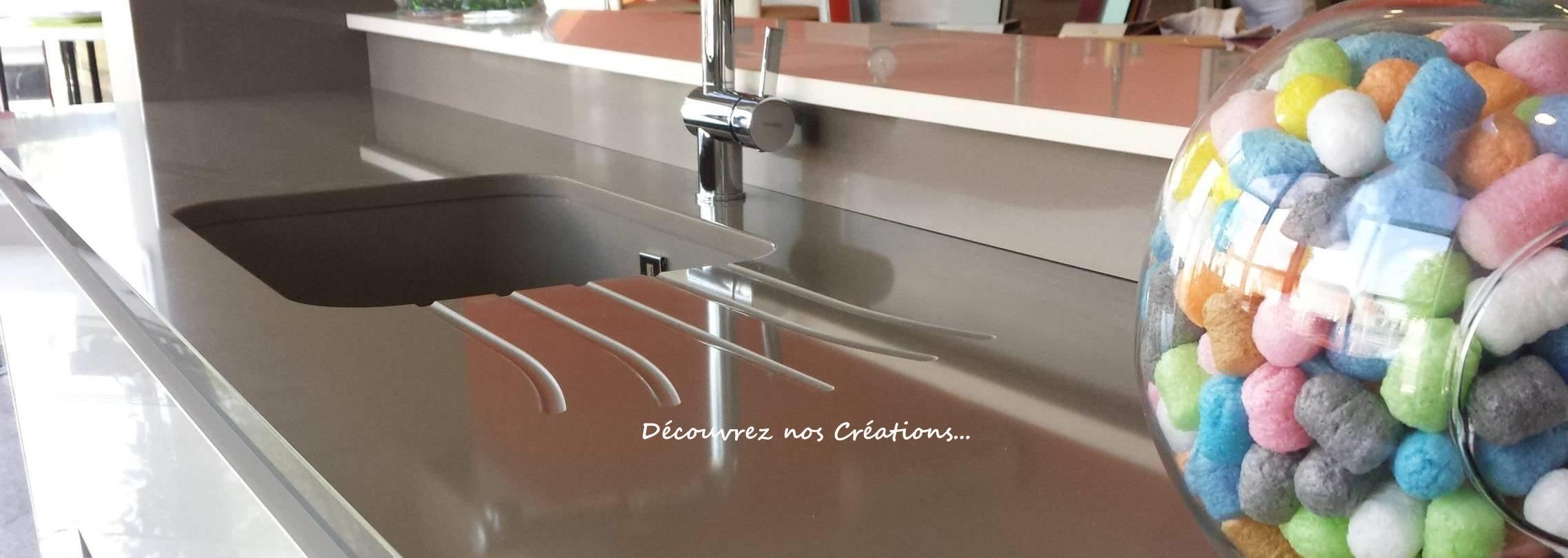 chez mon marbrier plan de travail cuisine et bain en granit. Black Bedroom Furniture Sets. Home Design Ideas